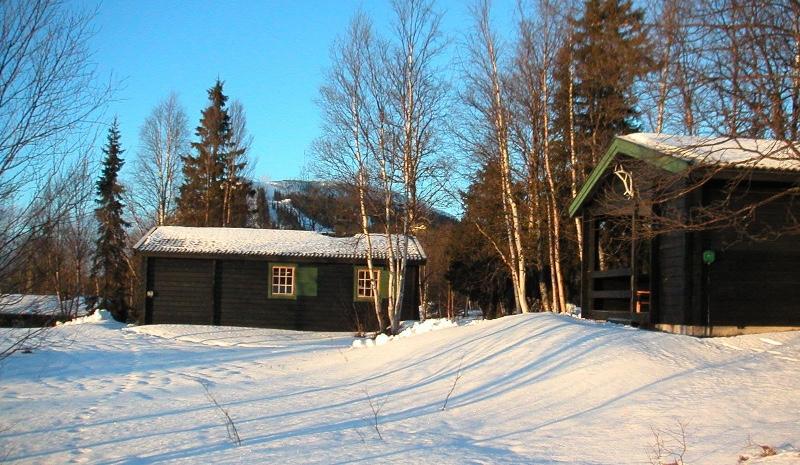 Röstbergets Stugby i Funäsdalen