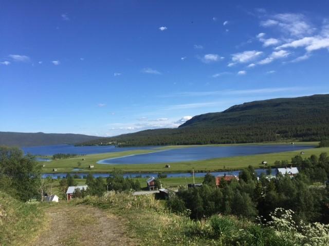 Fredrikssons stugor i Ammarnäs